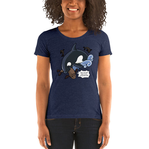 Sea Lion Snack: Short Sleeve T-Shirt