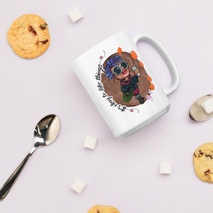 Mug: It's Okay to Like Things