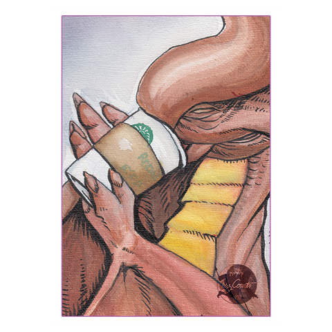 Rodan Needs Coffee