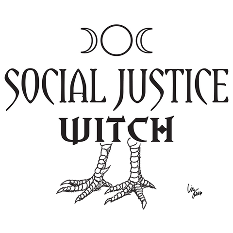 Social Justice Witch