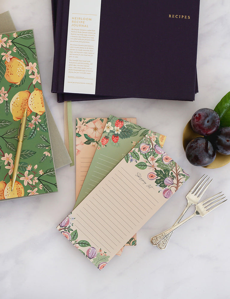 Fig Shopping List DL Notepad