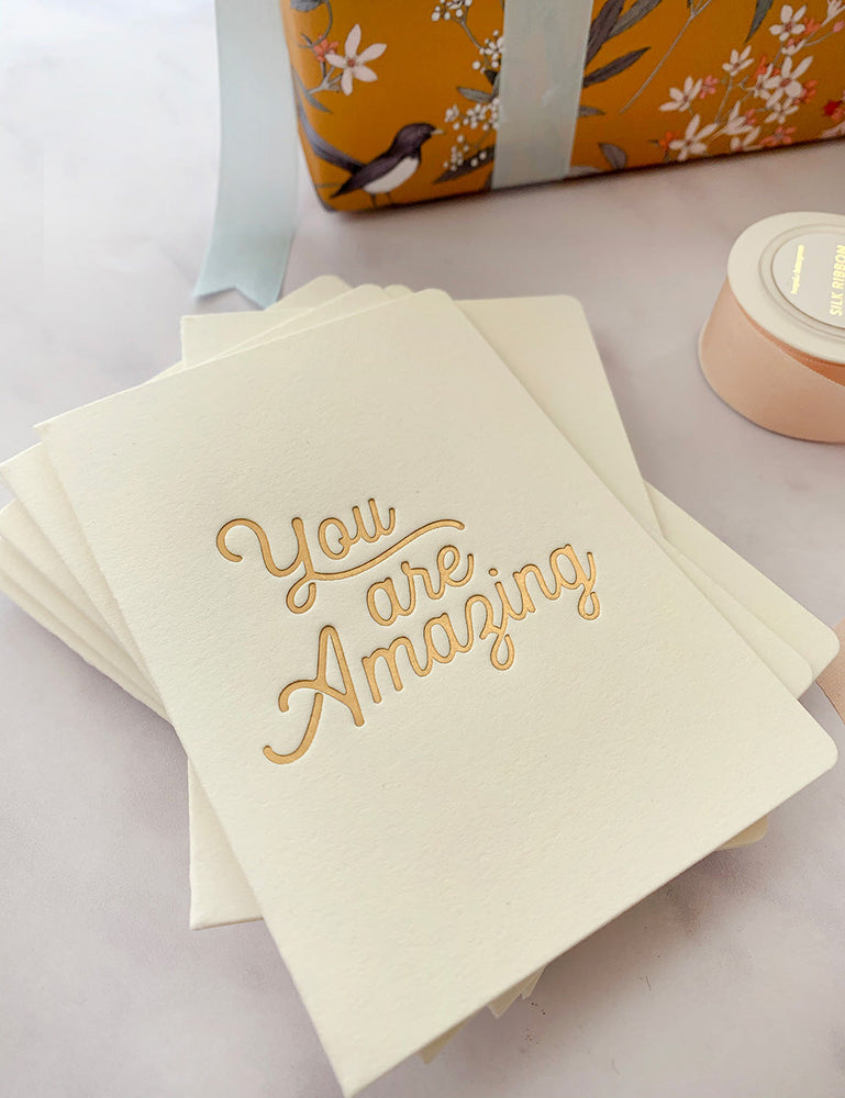 Petite Card - You Are Amazing