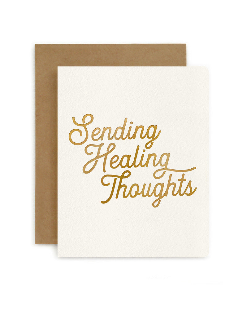 Sending Healing Thoughts