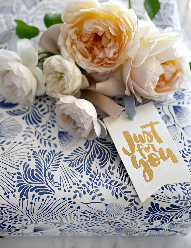 Just For You Gift Tags - 10 pack