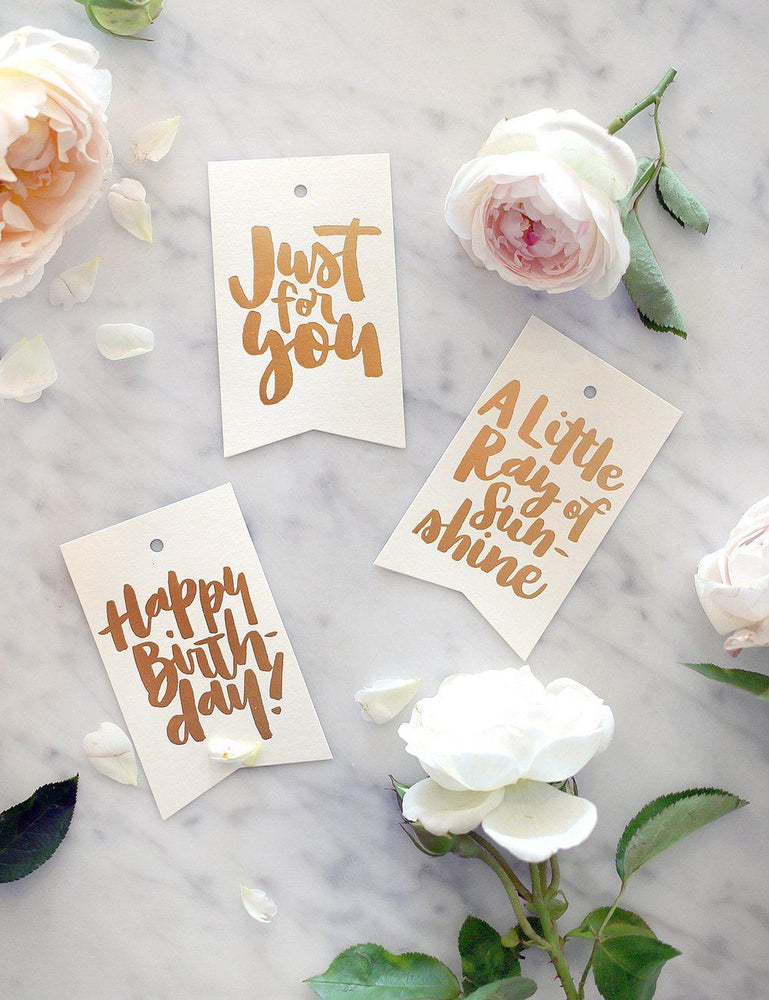 Little Ray of Sunshine Gift Tags - 10 pack