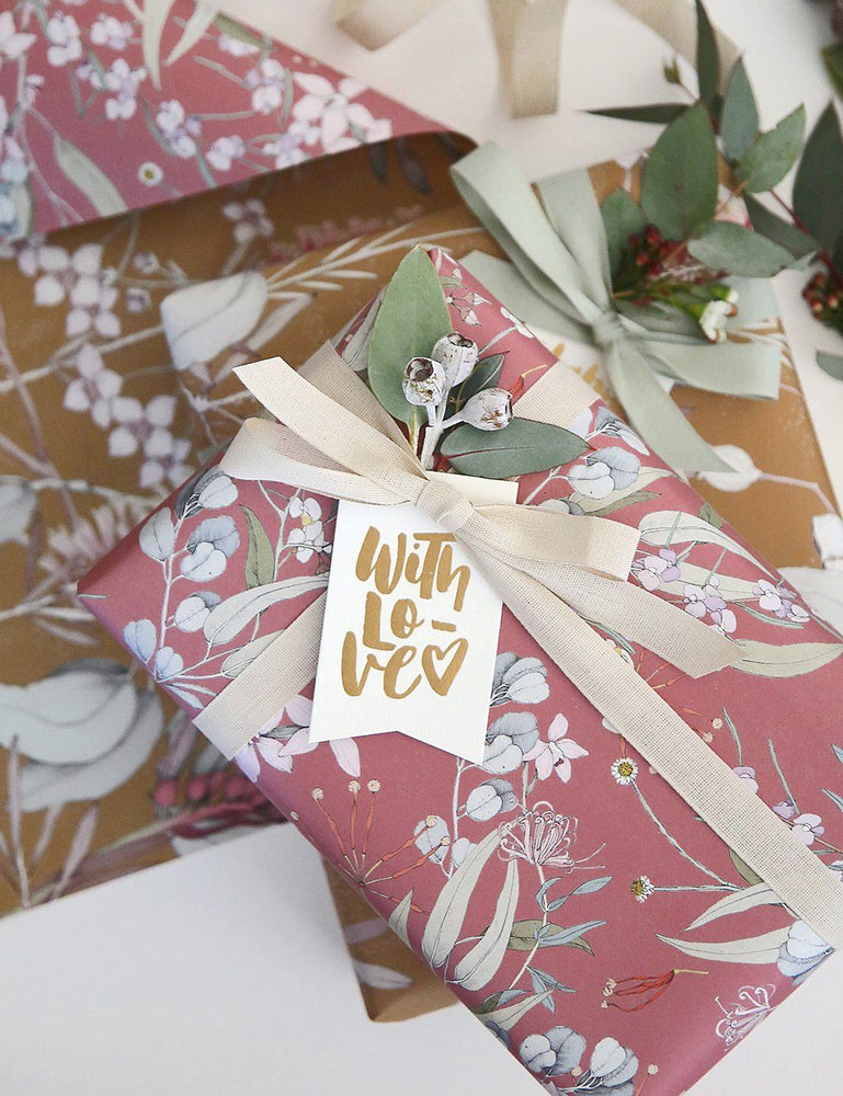 With Love Gift Tags - 10 pack