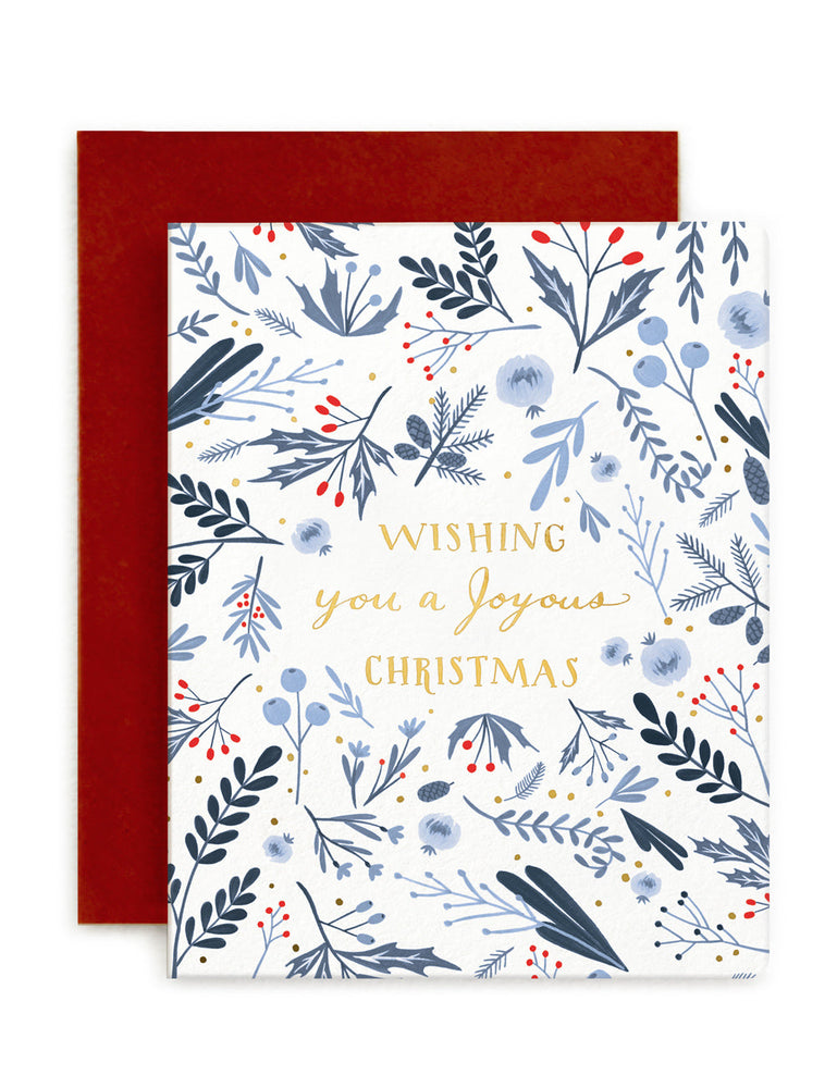 12 Days of Christmas - 'Wishing You a Joyous Christmas'