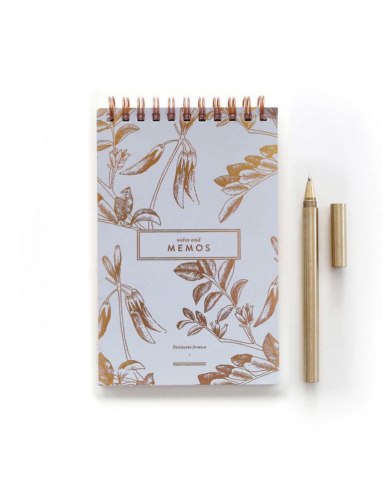 Memos Ringbound Notebook