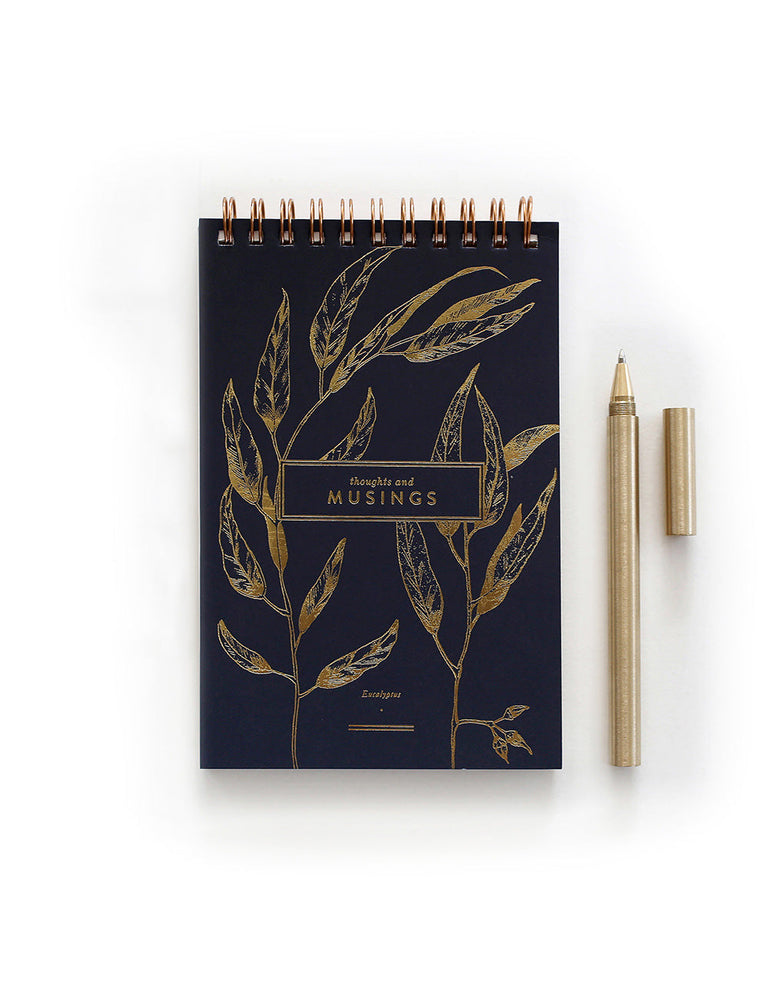 Musing Ringbound Notebook