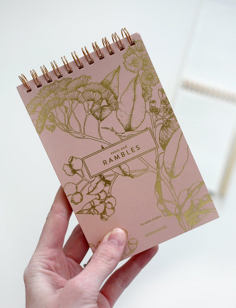 Rambles Ringbound Notebook