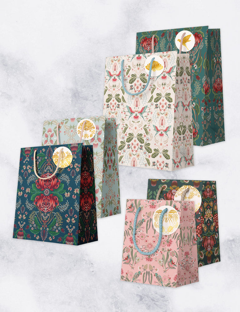 Bundle - Six House of Heras gift bags