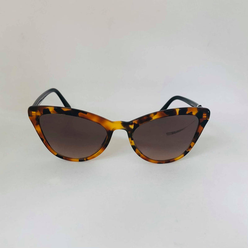 PRADA | 01VS UF33D0 | CATWALK ORANGE HAVANA W/LIGHT BROWN
