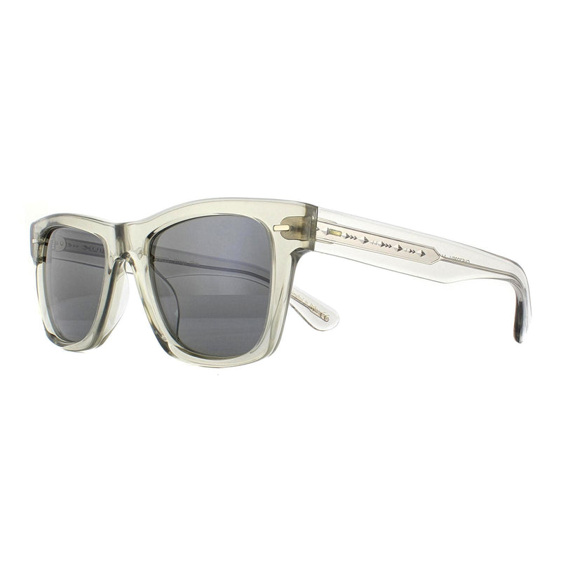 OLIVER PEOPLES OV5395SU 1669R5 54 OLIVER SUN BLACK DIAMOND CARBON GRET