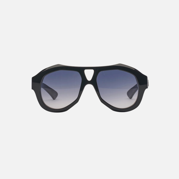 Childe | DEBASER Bio-Acetate Gloss Black | Grey Gradient Lens