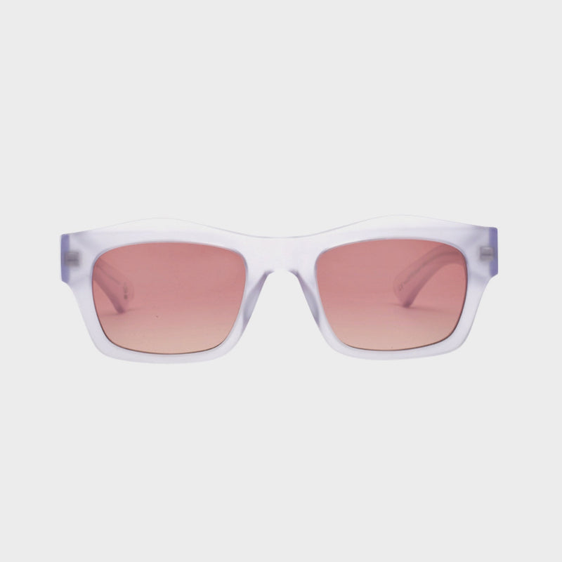 Childe | FOLSOM Bio-Acetate Crystal | Rose Gradient Vital Lens