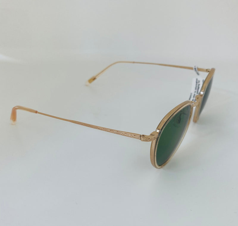 OLIVER PEOPLES OV5350S 109452 49 OP506 SUN BUFF WITH GREEN