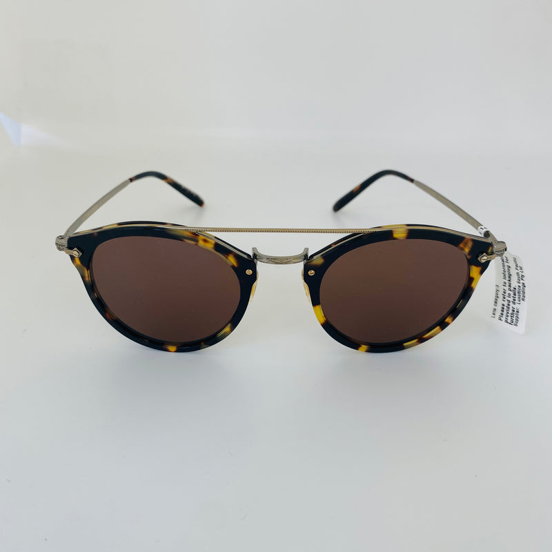 OLIVER PEOPLES OV5349S 140773 50 REMICH VINTAGE DARK TORTE /ANTIQUE GOLD W/ BROWN 3N