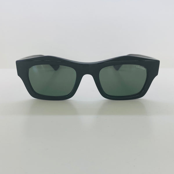 CHILDE | I FOLSOM | GLOSS BLACK | GREY VINTAGE CAT 3