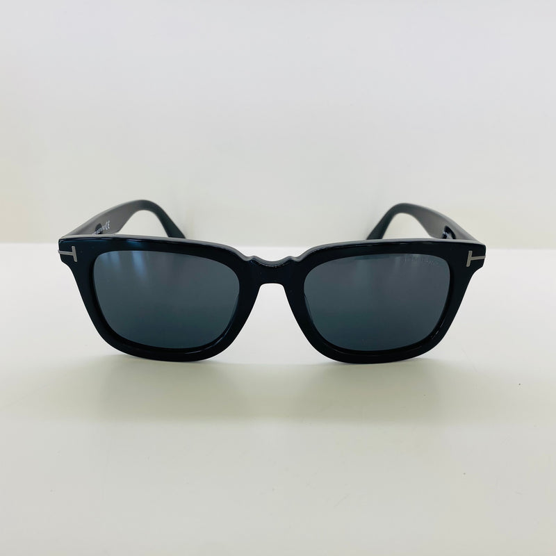 TOM FORD DARIO TF817 F-N 01A 55/21 BLACK