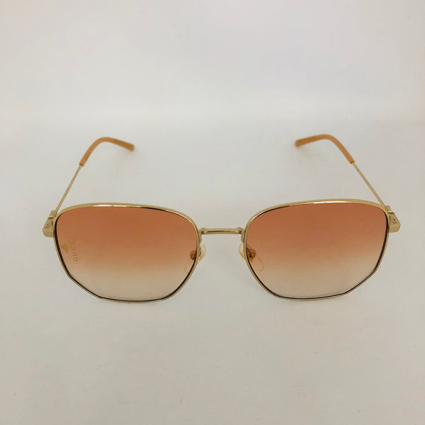 GUCCI GG0396S 003 GOLD