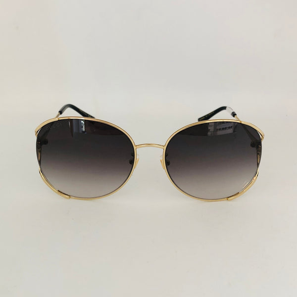GUCCI GG0225S 001 GOLD