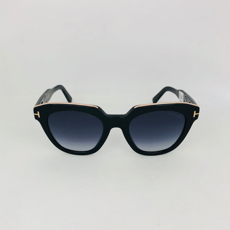 TOM FORD 686 01W HALEY 51 BLACK