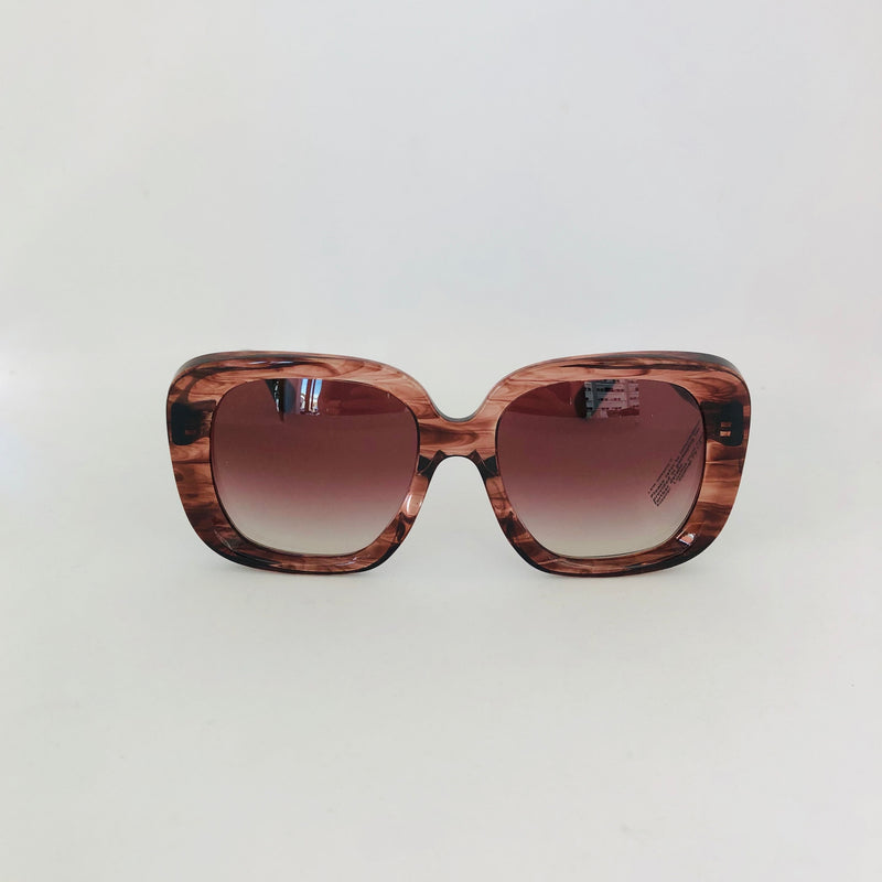 OLIVER PEOPLES | OV5428SU | 169013 56 | NELLA | MERLOT SMOKE SPICE BROWN GRADIENT