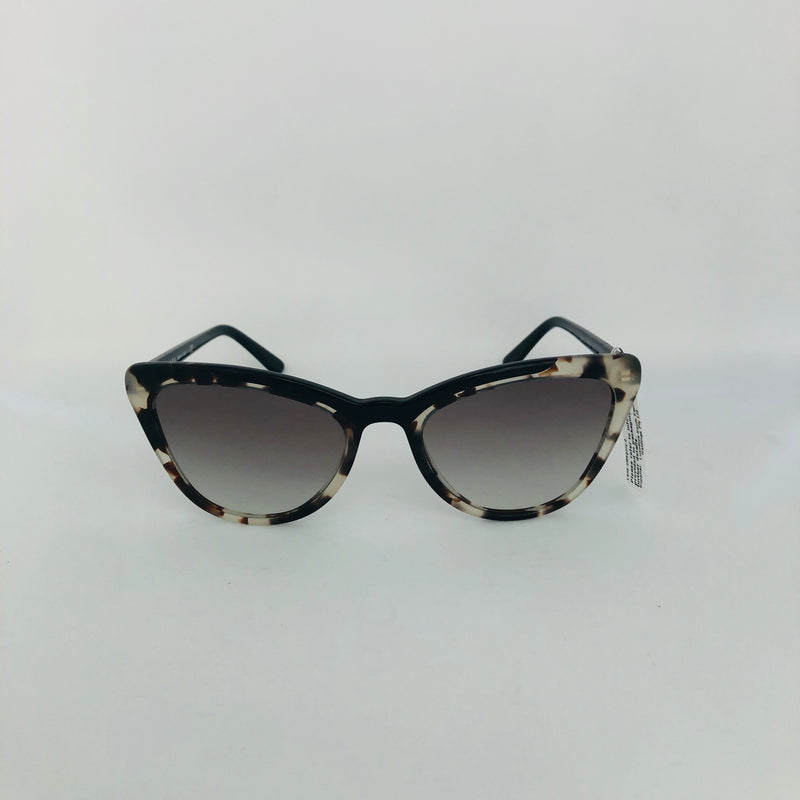 PRADA 0PR 01VS 3980A7 CATWALK OPAL SPOTTED BROWN/BLACK