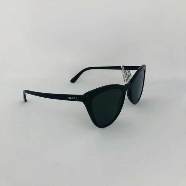 PRADA 0PR 01VS 1AB-5S0 CATWALK BLACK W/ GREY