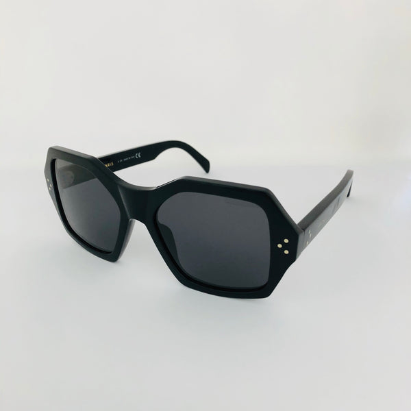 CELINE CL40104I 01A ACETATE BLACK