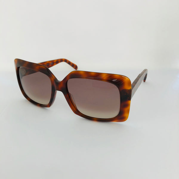 CELINE CL40096I 55F ACETATE SUNGLASSES