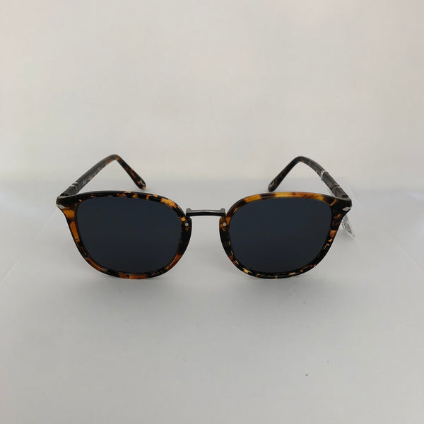 PERSOL 3186S TORTOISE BROWN W/BLUE