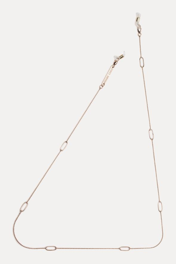 FRAME CHAIN - JACKIE, OH ROSE GOLD
