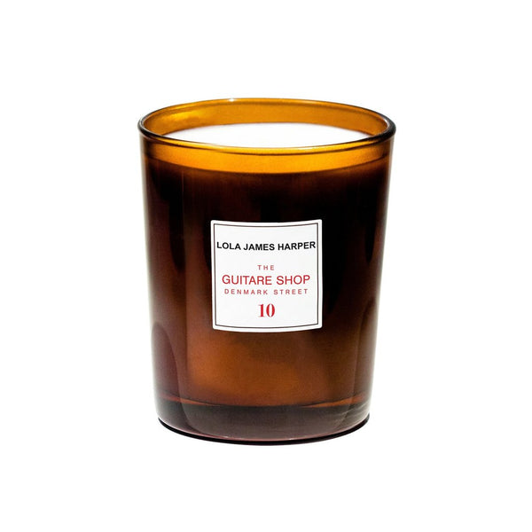 LOLA JAMES HARPER | 10 Guitare Shop Candle | 190g