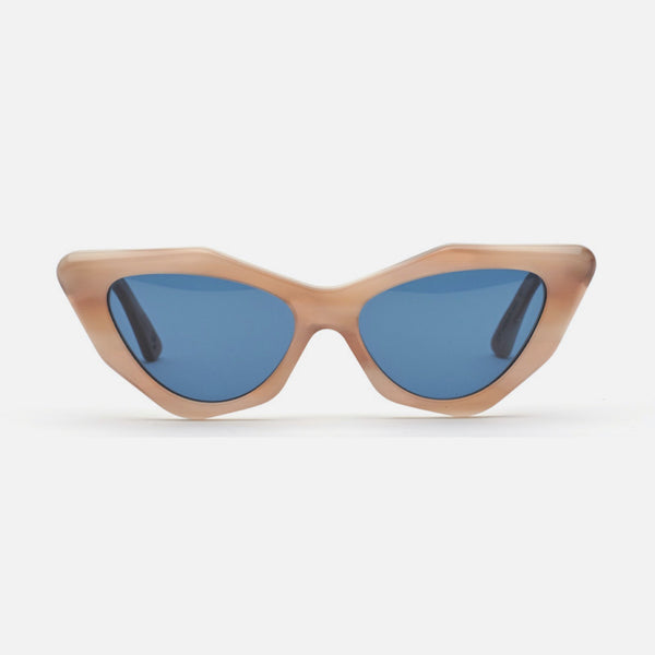 Childe | MOOKHI Bio-Acetate Breeze | Blue Telluric Lens