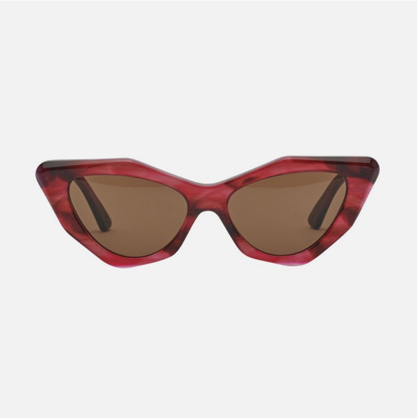 CHILDE | MOOKHI | BIO-ACETATE OZZY ROUGE | AMBER LENS CAT 2