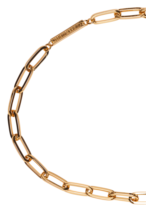 FRAME CHAIN - THE RON YELLOW GOLD