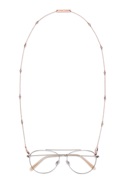 FRAME CHAIN - SHINE BRIGHT IN ROSE GOLD