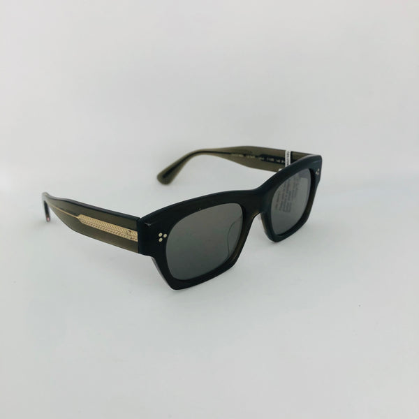 OLIVER PEOPLES OV5376SU ISBA DARK MILITARY/GREY GOLDTONE