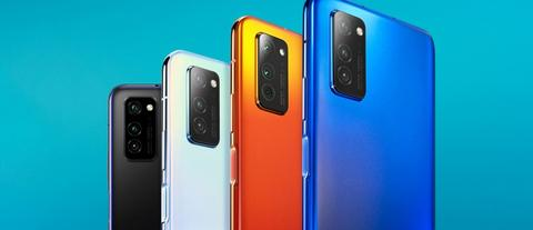 Promo videos detail Honor V30's cameras, Honor posts official camera samples