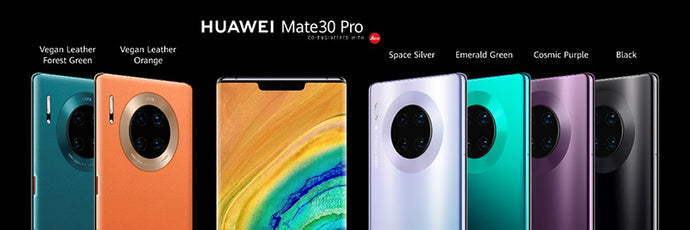 Huawei Rethinks the Smartphone with its Ground-Breaking HUAWEI Mate 30 Series
