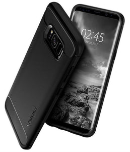 Best Samsung S8 Double Layer Case - Free Next Day Delivery