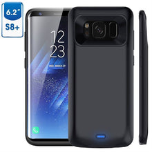 Load image into Gallery viewer, Best Samsung S8 Battery Case - Free Next Day Delivery