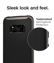 Load image into Gallery viewer, Best Samsung S8 Hybrid Case - Free Next Day Delivery