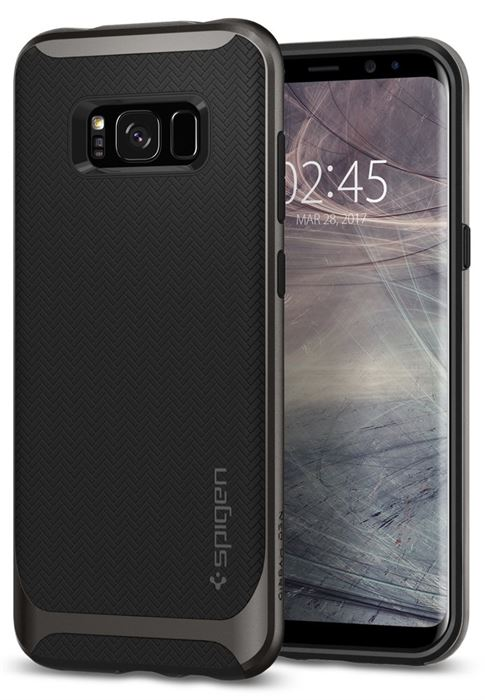 Best Samsung S8 Hybrid Case - Free Next Day Delivery