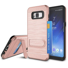 Load image into Gallery viewer, Best Samsung S8 Kickstand Case - Free Next Day Delivery