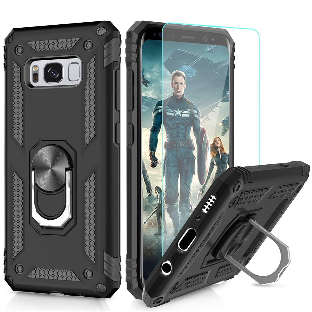 Best Samsung S8 Bracket Ring Case - Free Next Day Delivery