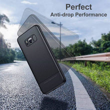 Load image into Gallery viewer, Best Samsung S8 Carbon Fiber Case - Free Next Day Delivery