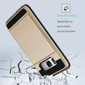 Best Samsung S8 Hidden Card Case - Free Next Day Delivery