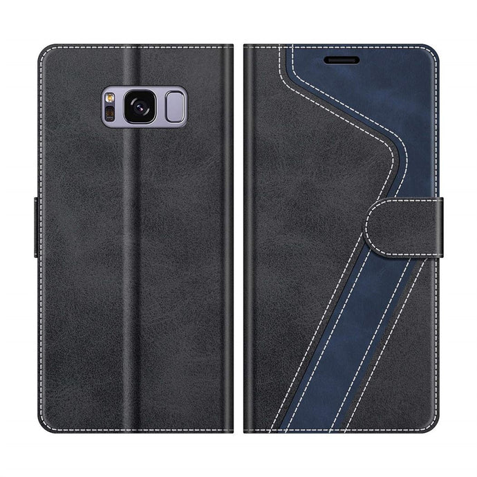 Best Samsung S8 Luxury Leather Case - Free Next Day Delivery